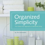 Organized Simplicity: An Interview with Tsh Oxenreider and a Book Giveaway