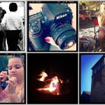 Camera Phone Friday: Camping Out Edition