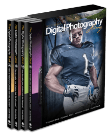 Scott Kelby Digital Photography Book Boxed Set