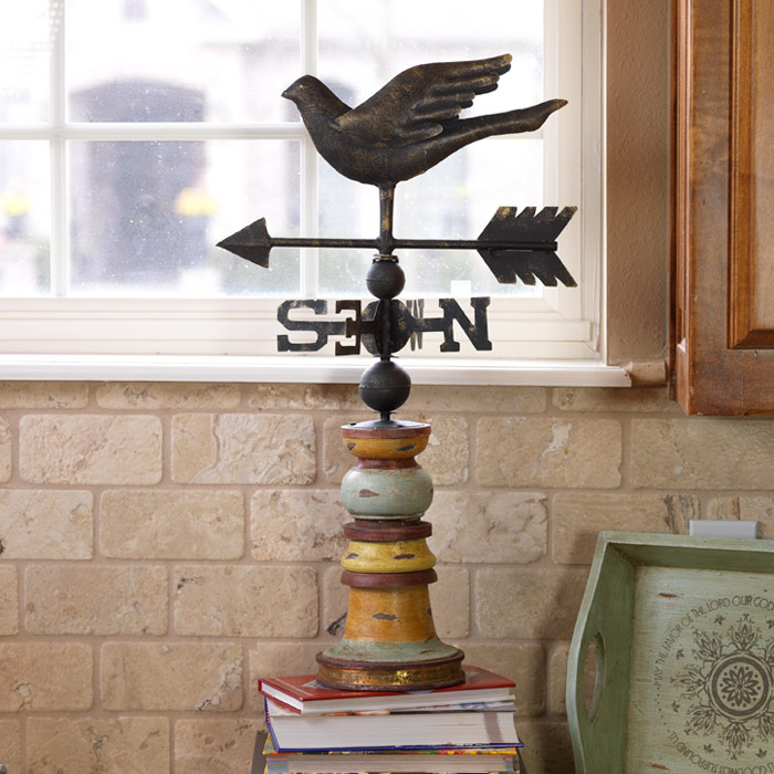 Blessings Unlimited weathervane