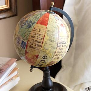 Large Pathway Globe