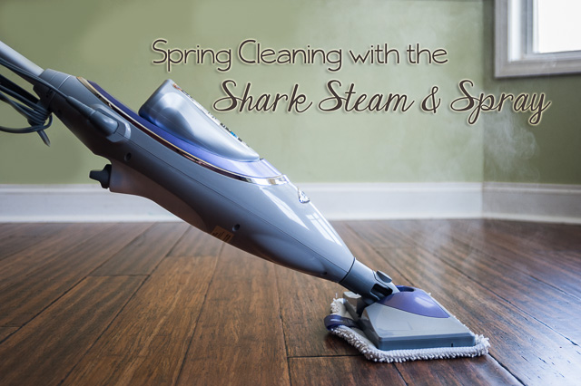 Spring Cleaning With The Shark Steam Amp Spray My Home