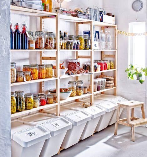 IKEA pantry
