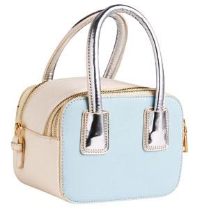 Katia Stylish PU Leather Digital Camera Bag