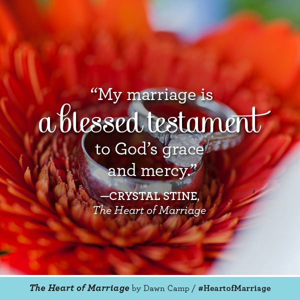 Crystal Stine The Heart of Marriage #HeartofMarriage