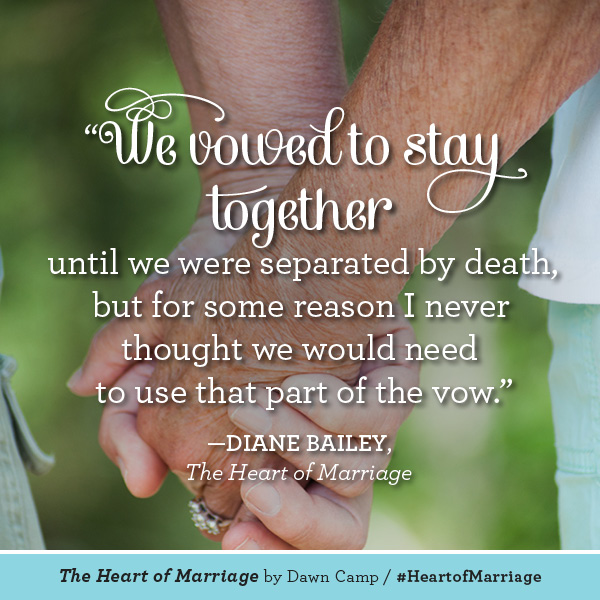 Diane Bailey The Heart of Marriage #HeartofMarriage