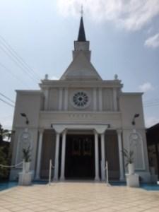 リトルリトリートの教会