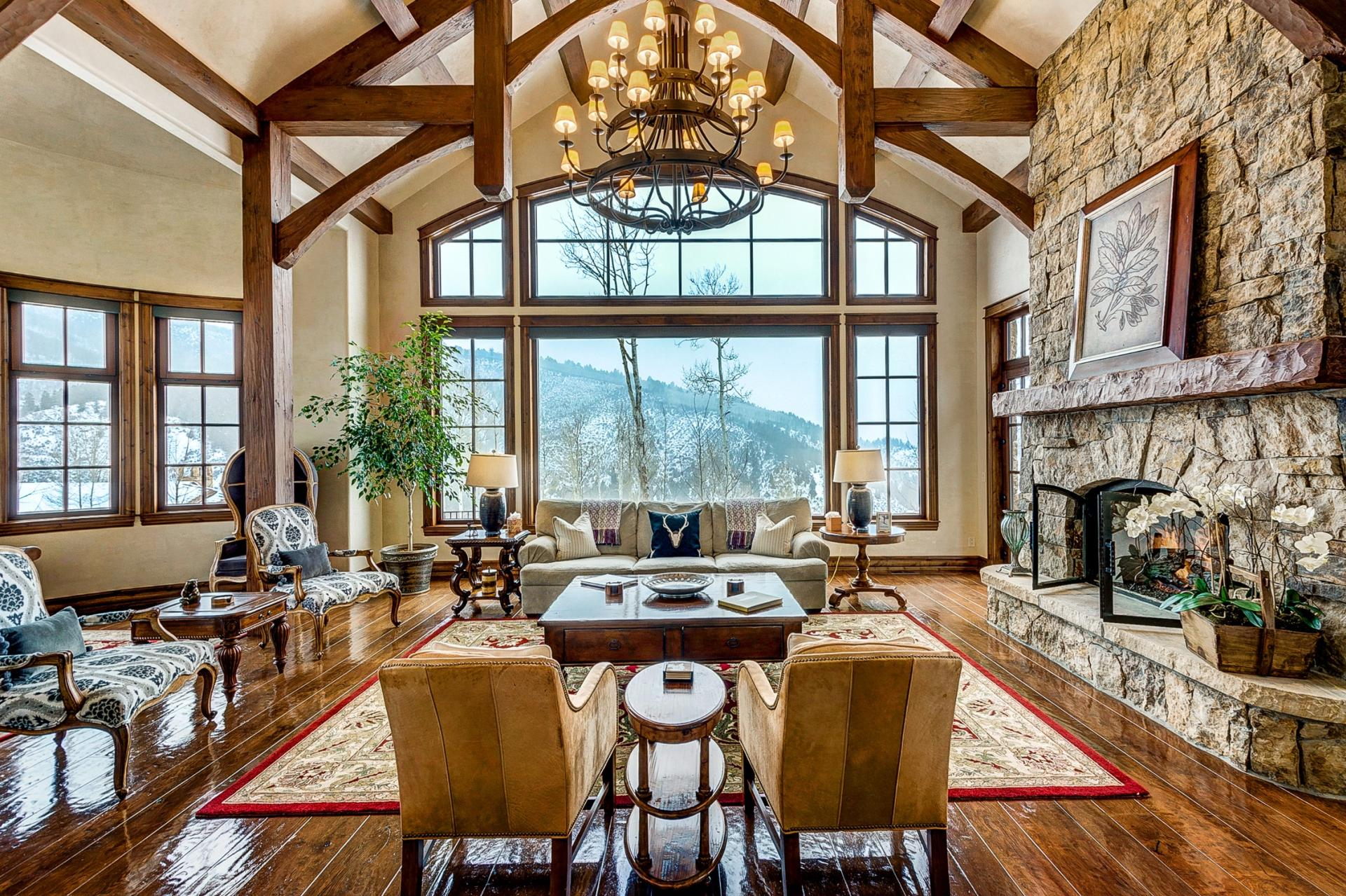 stylish countryside estate