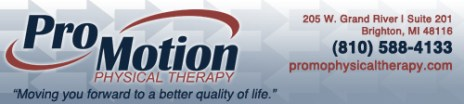 Pro-Motion Physical Therapy of Brighton, MI
