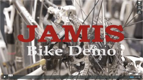 Hometown Bicycle's Jamis Demo Video