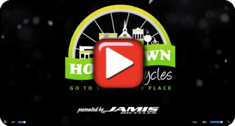 Hometown Bicycles Christmas Video with Jamis