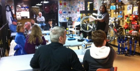 Hometown Bicycles Bike Clinic Series