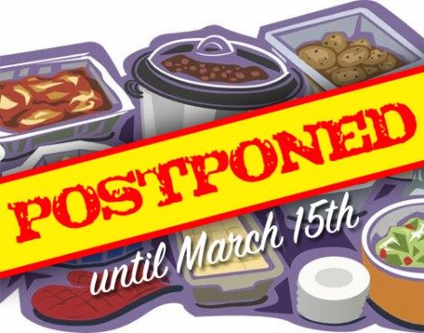 Hometown Bicycles potluck party postponed