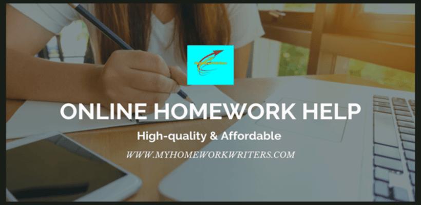 On line homework help websites