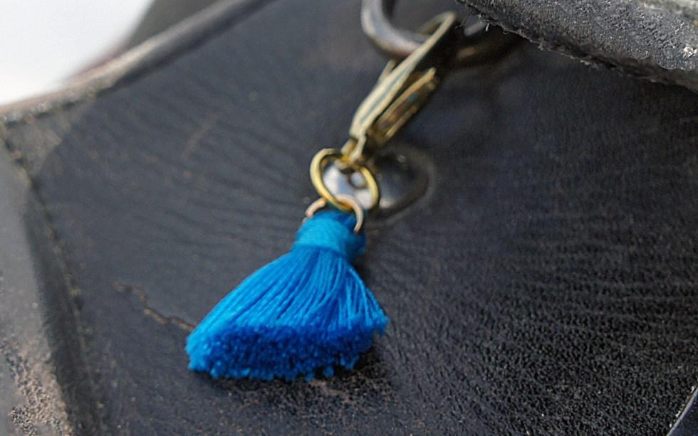 "East Coast Equestrian - ""Mini Tassle"" Bridle Charm"