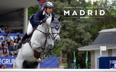 Vídeo: Longines Global Champions Tour Madrid 2019
