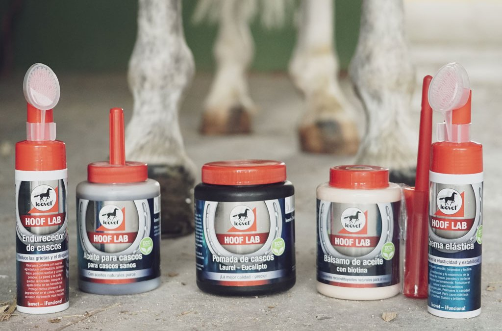 Review: productos Hoof Lab de Leovet