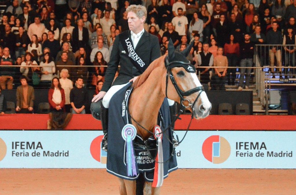 Video: Madrid Horse Week '19