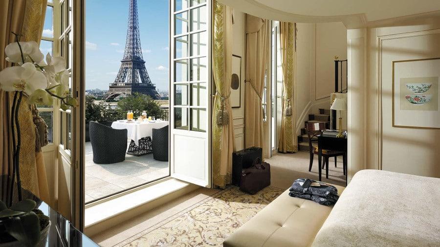 Les 10 Meilleurs Hôtels De Luxe à Paris