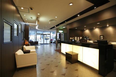 Lobby of My Hotel Ryugu マイホテル竜宮のロビー