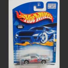 '68 MUSTANG (silver) - HW 2001