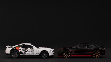 '10 FORD SHELBY GT500 & '10 FORD SHELBY GT-500 SUPER SNAKE