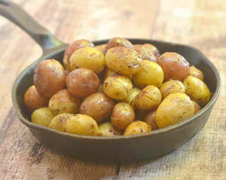 instant-pot-herb-roasted-potatoes-5