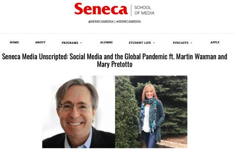Seneca Media Podcast