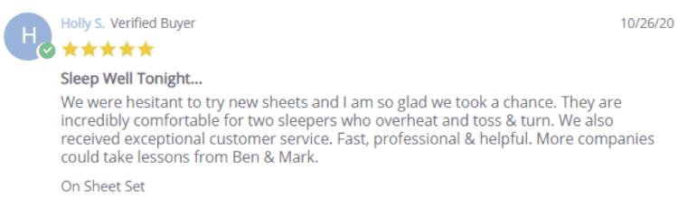 Benji Sleep Review 1