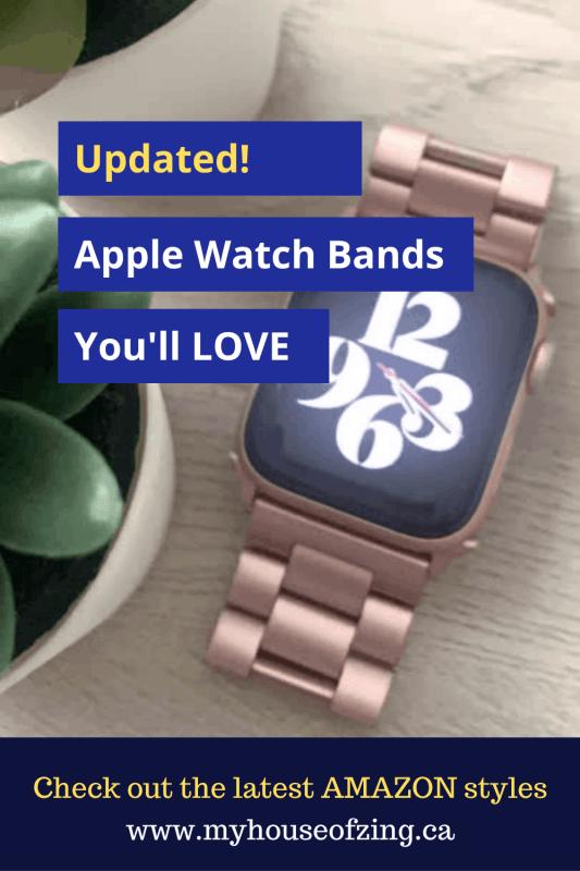 Apple Watch Bands Pinterest Pin