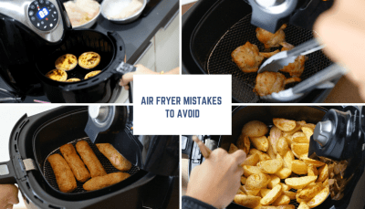 Air Fryer Mistakes Photo