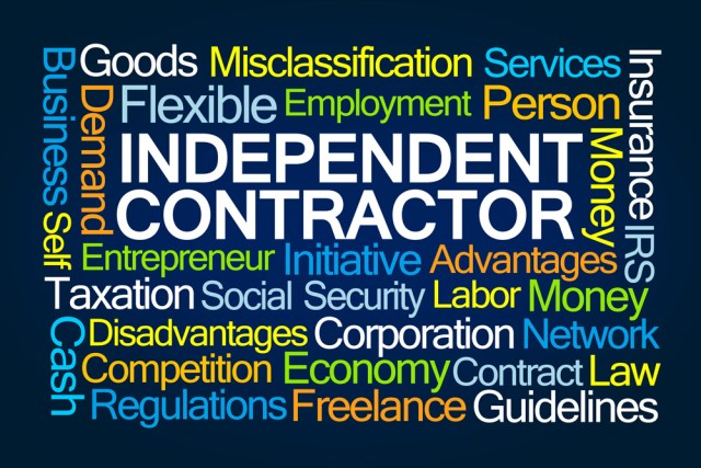 What Is An Independent Contractor