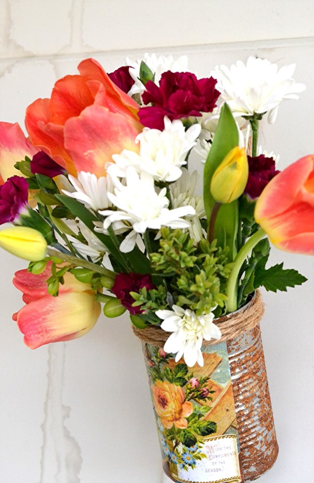 May Day Flower Baskets