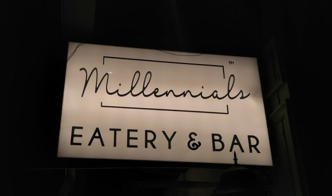 Millennials Eatery & Bar, Fort 1