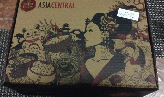 Asia Central 5