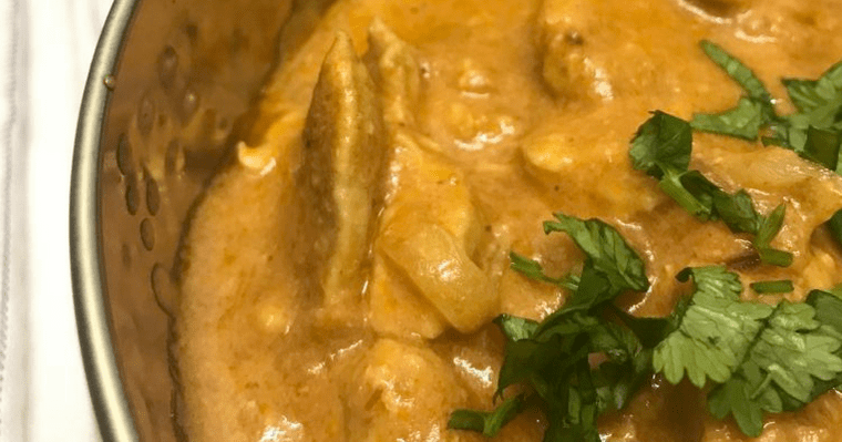 Easy Breezy Butter Chicken