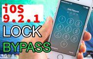 bypass passcode ios 9.2.1