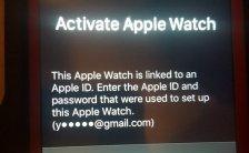 how to icloud unlock iwatch