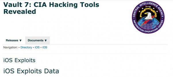 CIA Hacking Tools