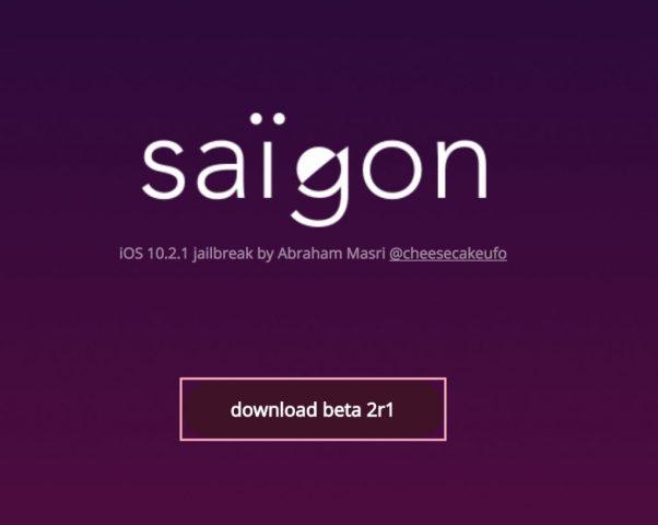 Saigon Jailbreak 10.2.1 will support 10.3.1