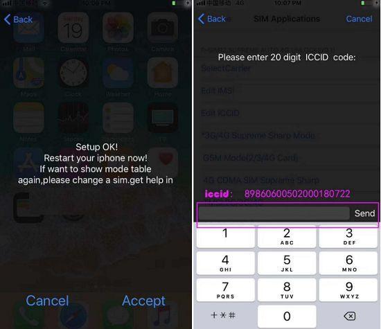 R Sim 12 New Iccid Update Unlock Icloud Activation Tools