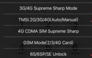 Rsim 12 iphone unlock solution with no iccid