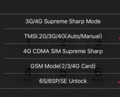Rsim 12 iphoneunlock solution with noiccid