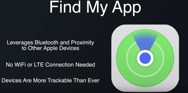 New Find My App and Activation Lock will prevent a lost or stolen device