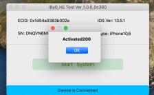 Cheapest iCloud Bypass full Services for iOS 12.2 – 13.5.1 (iBypass Tool)