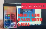meid / GSM / Global with calls iphone