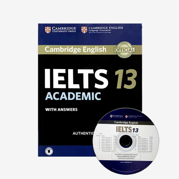 Cambridge IELTS-13 Academic Student's Book in Sri Lanka