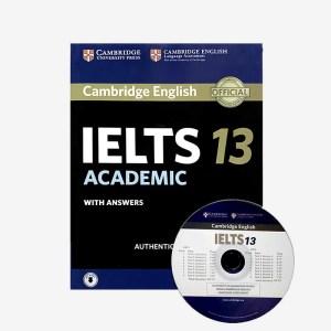 Cambridge IELTS-13 Academic Student's Book in Sri Lanka