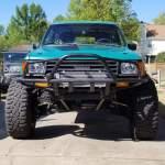 Drake S 1987 Toyota 4runner Holley My Garage