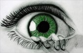 green-eye-drawing-11